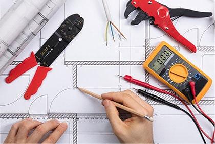 תכנון ופיקוח חשמל